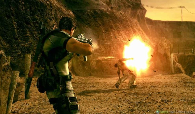 Resident Evil 5 system requirements