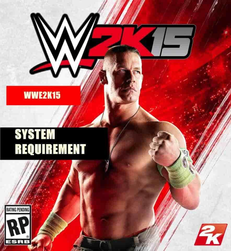 WWE 2K 15