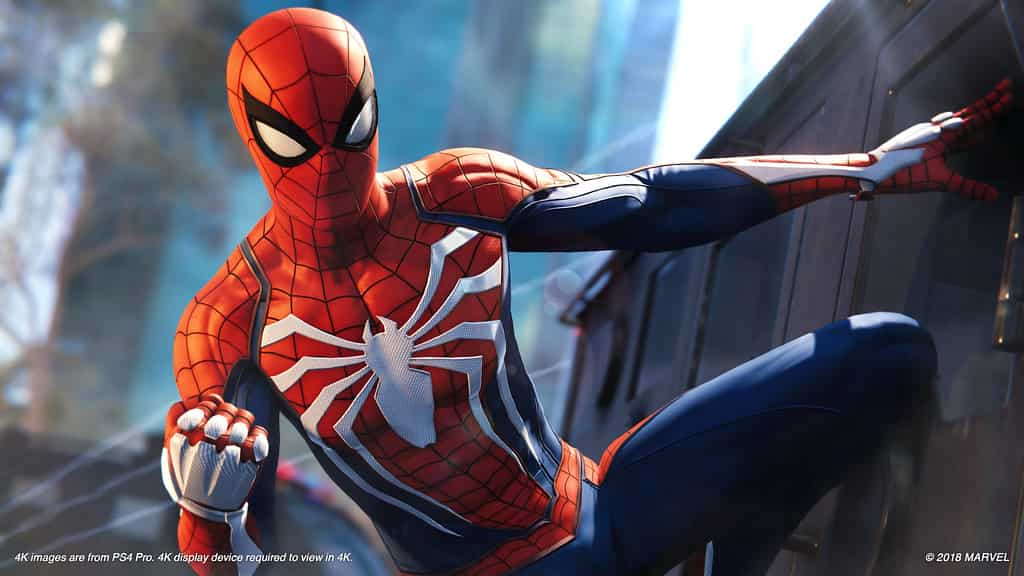 Spiderman 2018 System Requirements