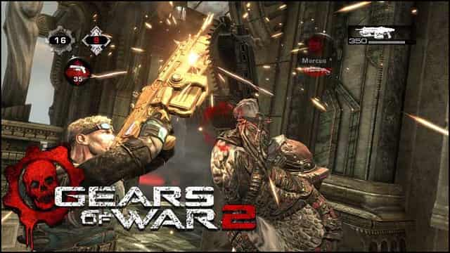gears of war 2 system requirements