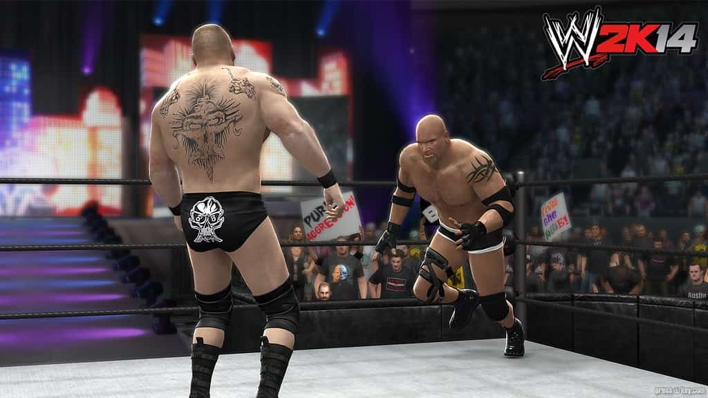 wwe 2k14 requirements